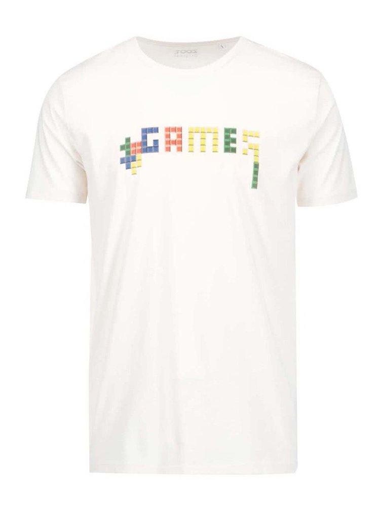 Krémové pánské triko ZOOT Originál Game