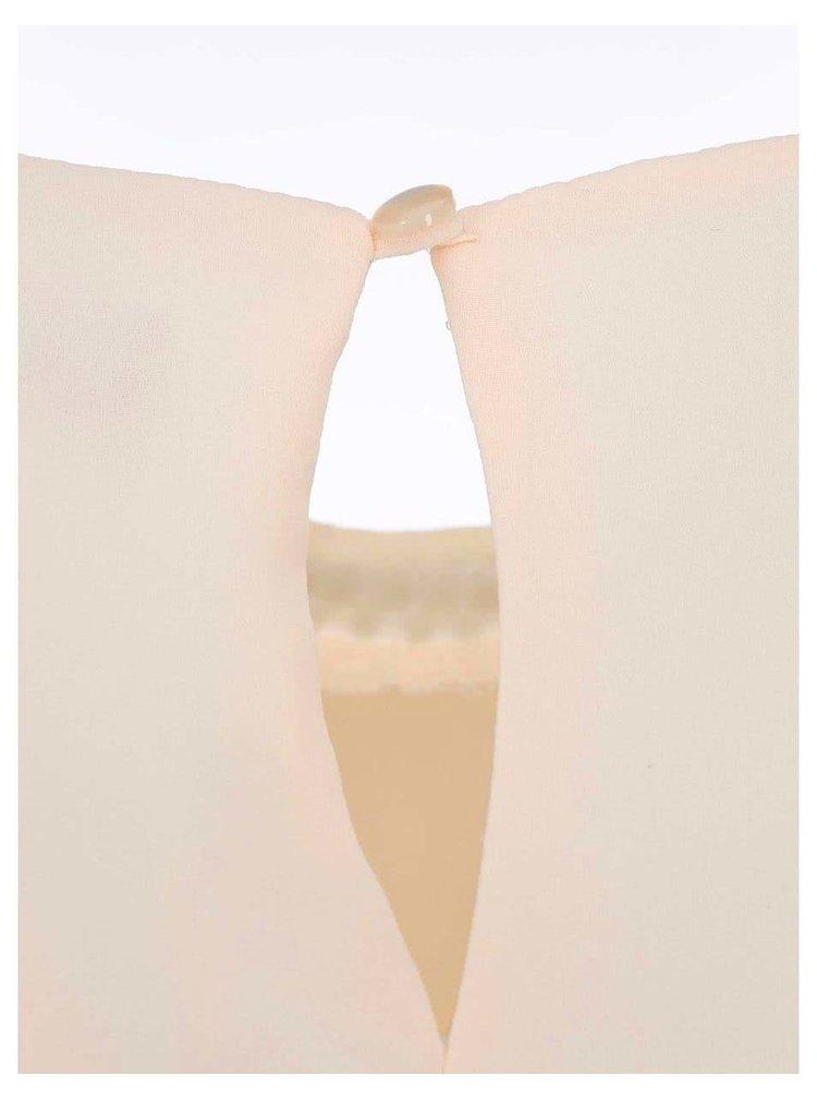Marhuľová tunika so zdobením Dorothy Perkins