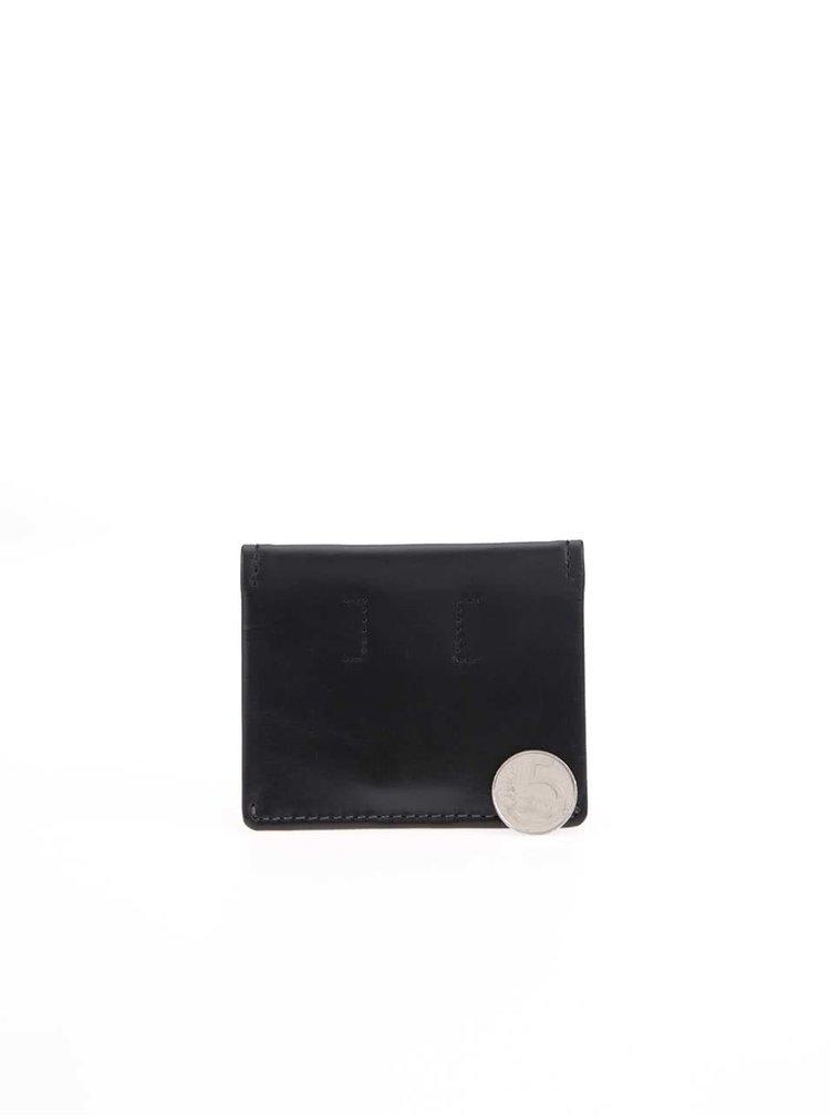 Portofel din piele Bellroy Slim Sleeve - negru