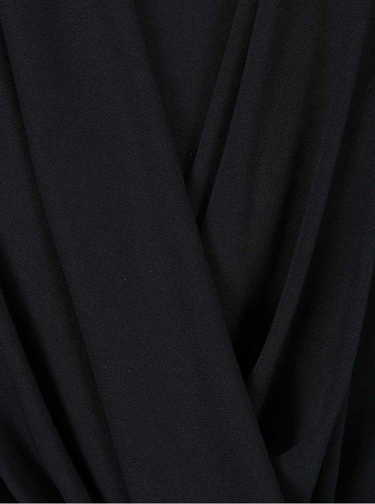 Rochie Summary, cu mâneci lungi, de la VILA - neagră