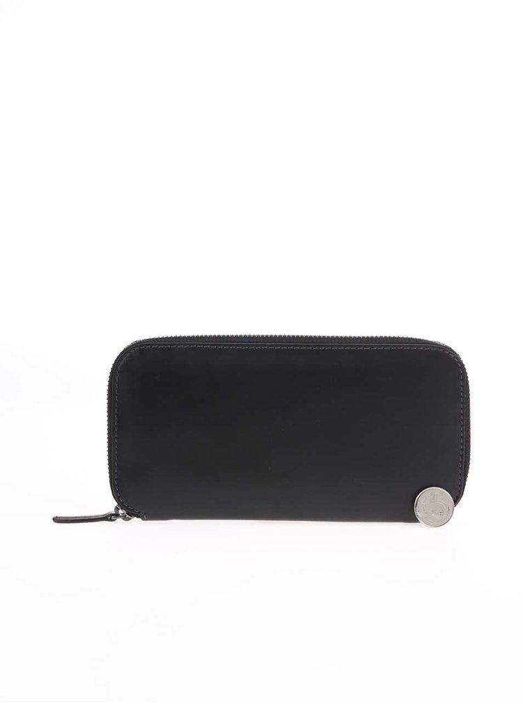 Portofel din piele unisex Bellroy Carry Out negru