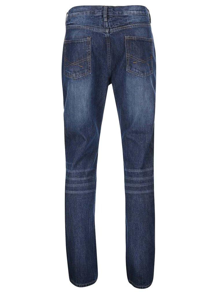Modré užší džíny D-Struct Rialto
