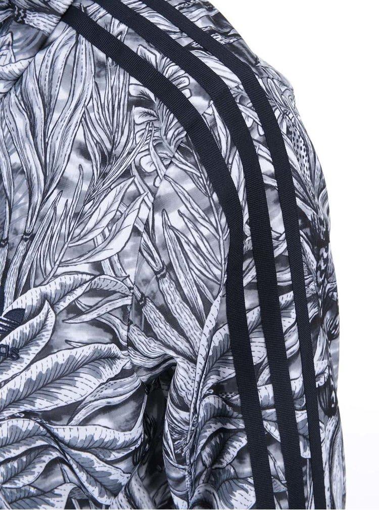 Bluza de trening pentru femei cu model adidas Originals - gri