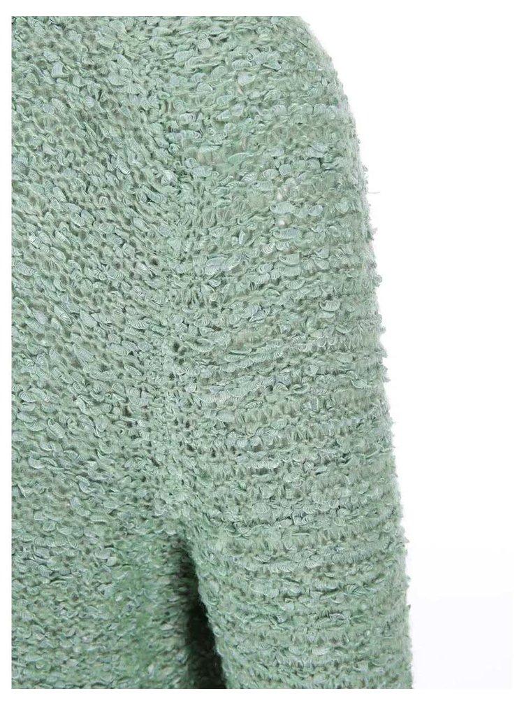 Pulover Geranium verde larg de la ONLY