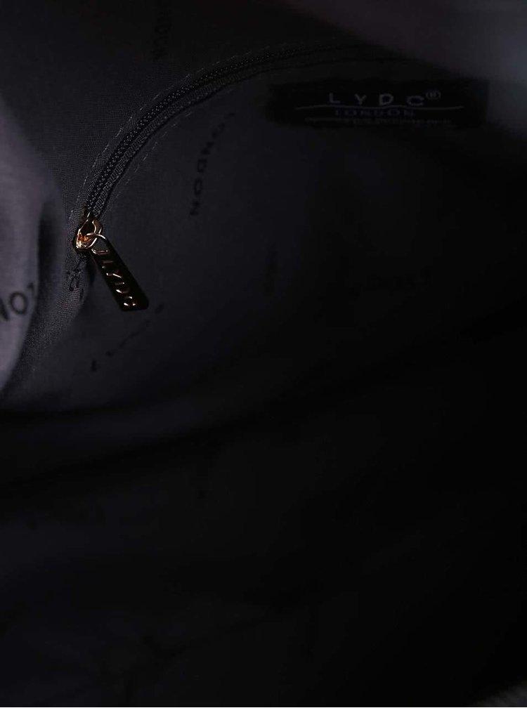 Geanta de mana cu model LYDC - negru