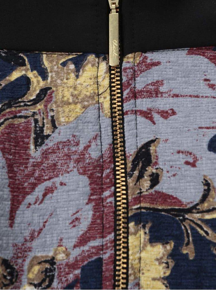 Farebná vzorovaná sukňa Closet