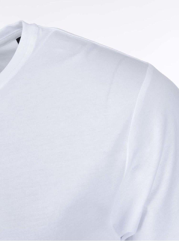 Biele tričko ONLY & SONS Pima
