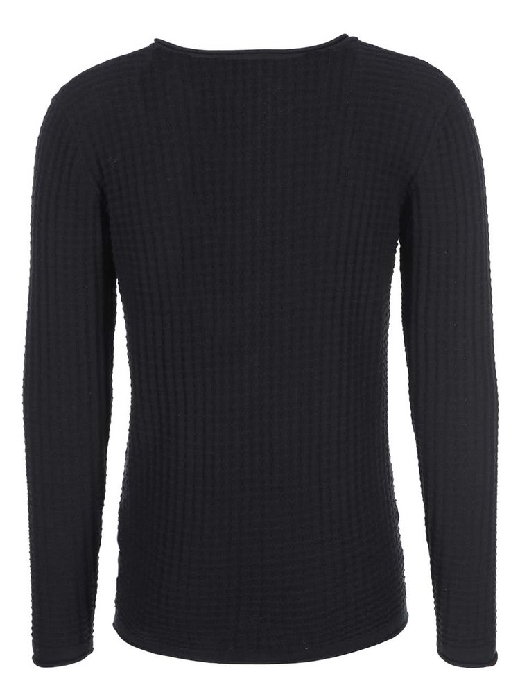Čierny sveter Tailored & Originals Newgate