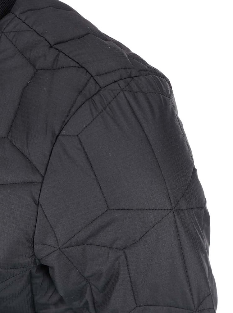 Černá prošívaná bunda Casual Friday by Blend