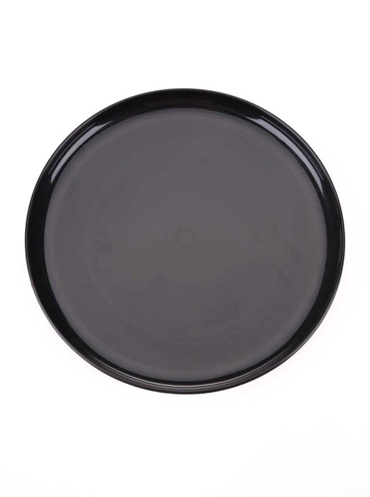 Čierne frisbee Donkey Diskoteka