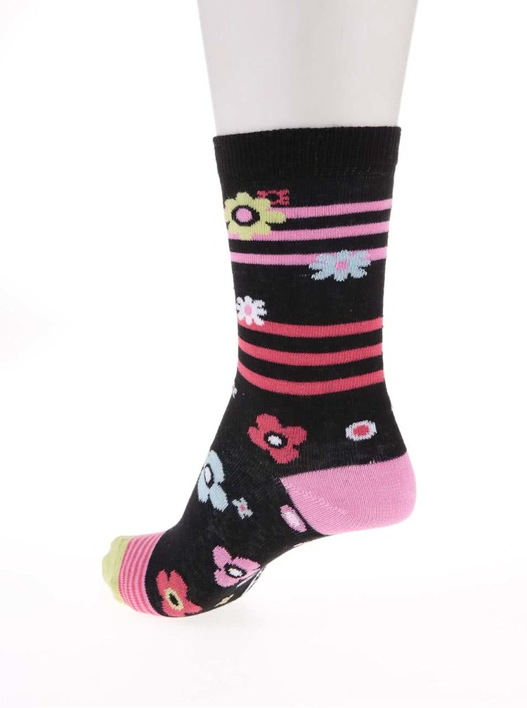 Șosete damă colorate amuzant de la Oddsocks - Set de trei