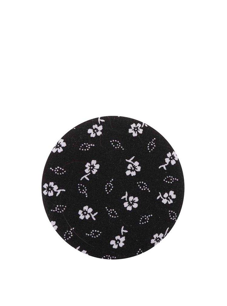 Černá květovaná placka ZOOT Kids