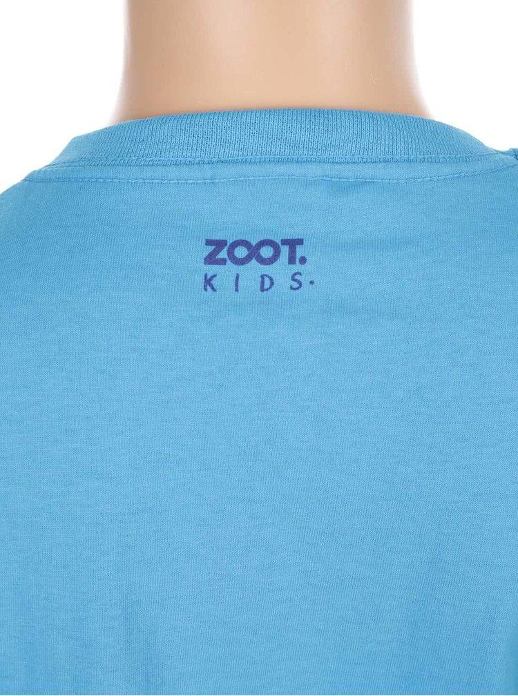 Tricou pentru băieți ZOOT Kids albastru