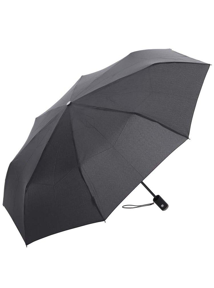 Dárkový set deštníku s LED světlem a rukavic Signature