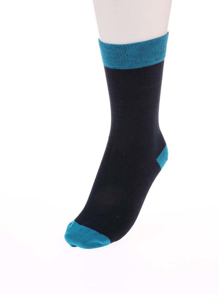 Tri páry farebných ponožiek OJJU