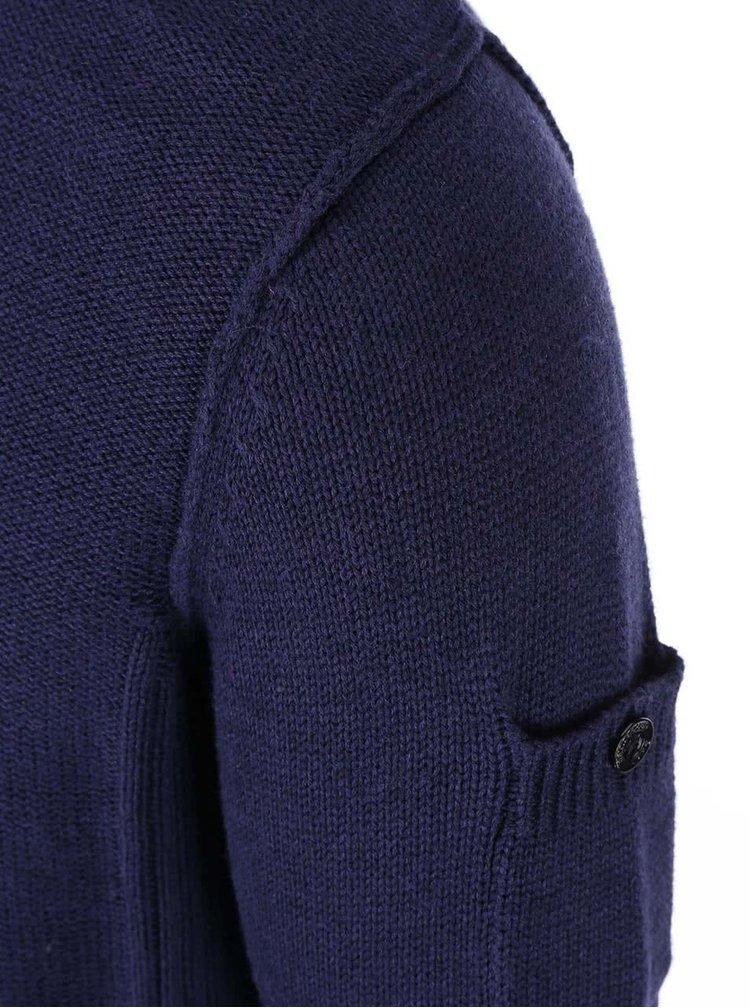 Pulover bleumarin de la Dstrezzed