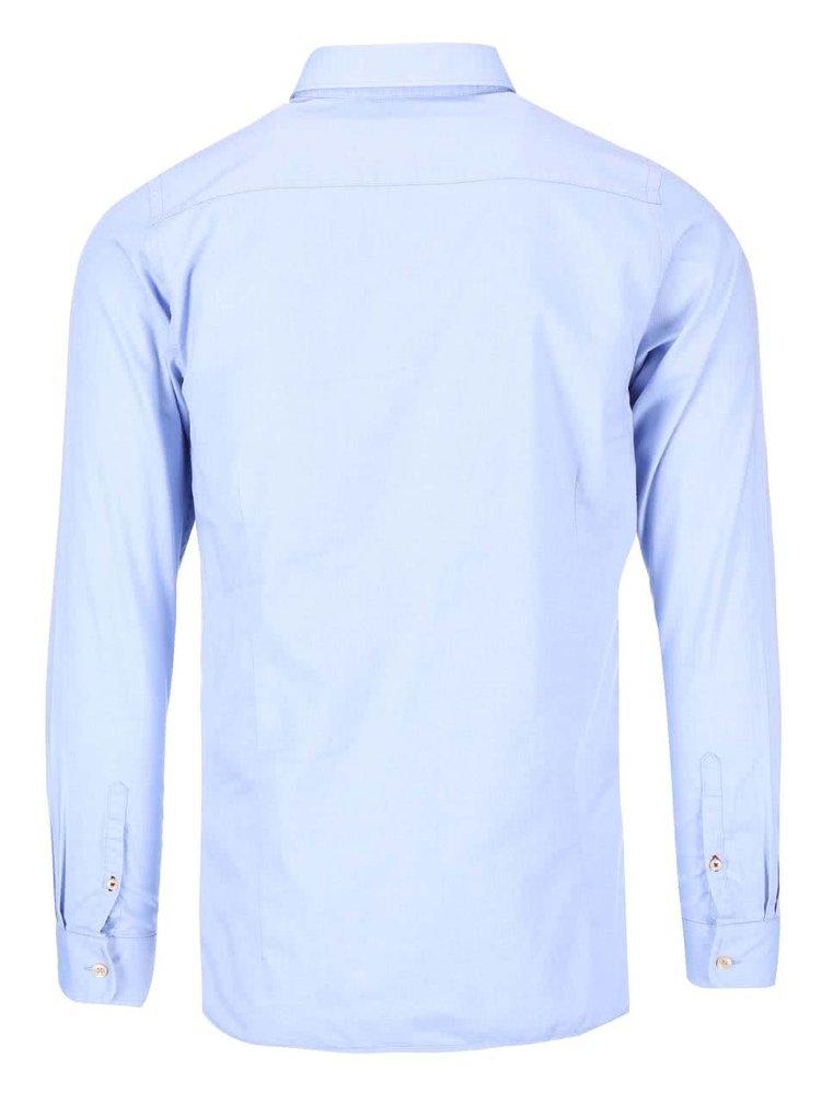 Světle modrá košile Dstrezzed