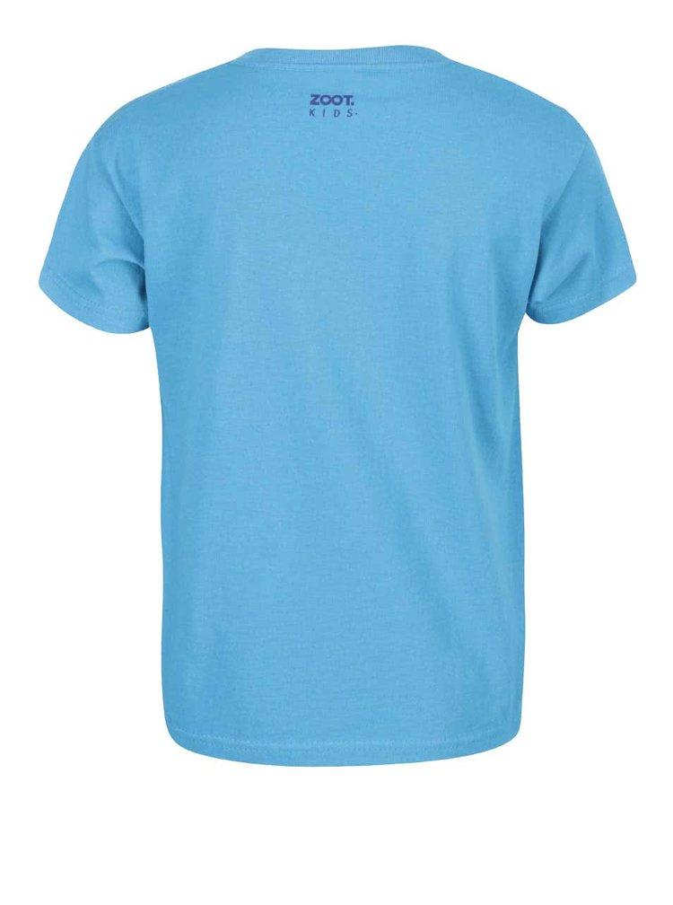 Tricou pentru baieti ZOOT Kids albastru