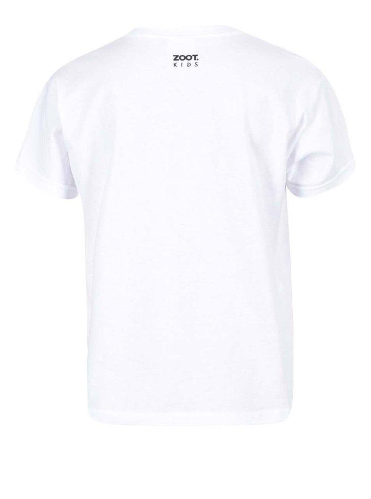Bílé dětské triko ZOOT Kids Love My Dad