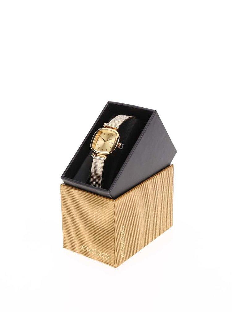 Ceas de dama Komono Moneypenny Royale auriu