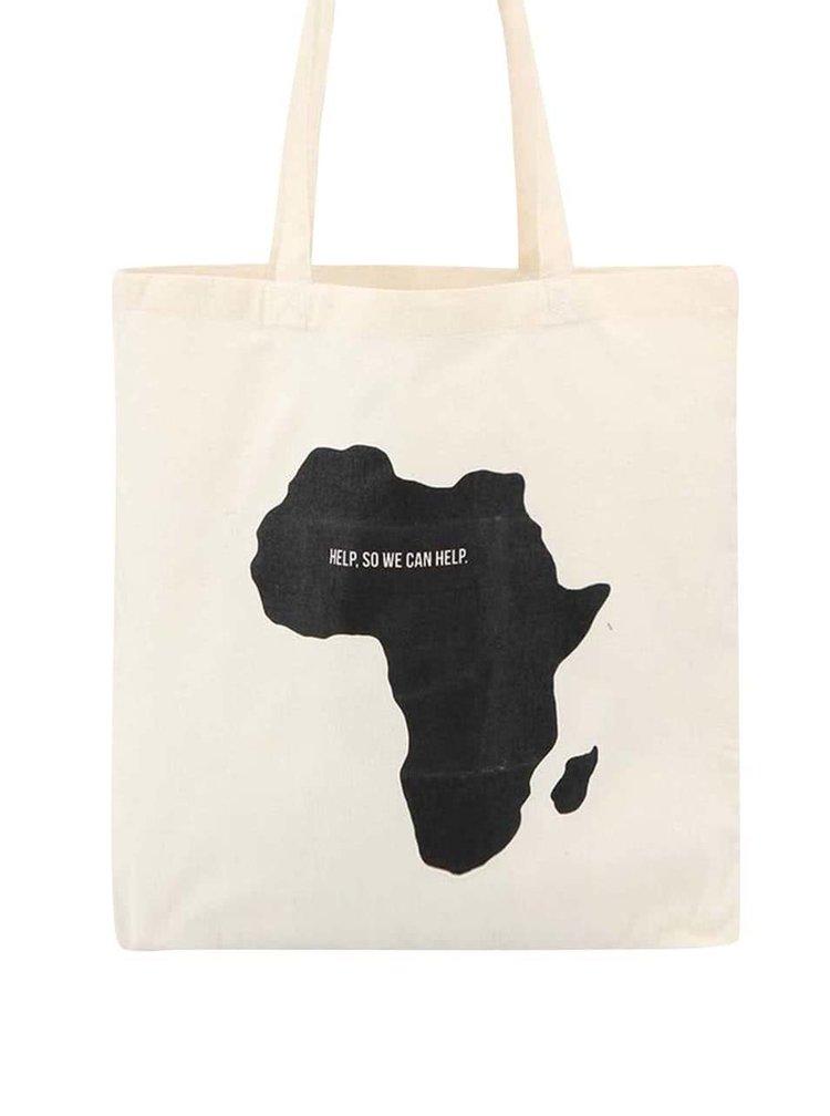 """""""Dobrá"""" přírodní unisex taška pomáhá Tanzánii"""