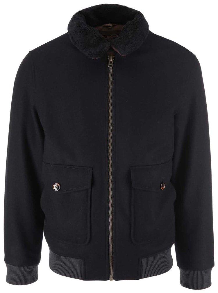Jachetă Watch neagră de la Jack & Jones