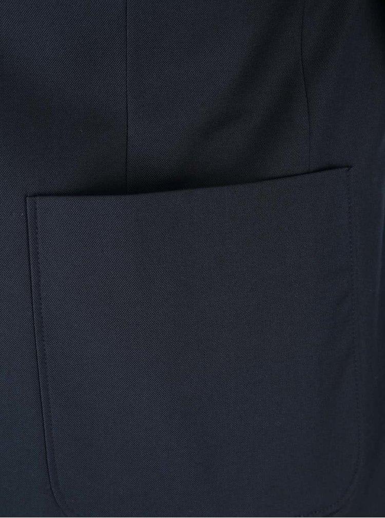Tmavě modrý blejzr Jack & Jones Malore