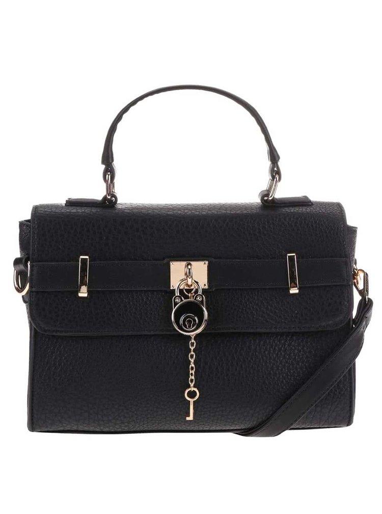 Čierna menšia kabelka Gionni Sybil
