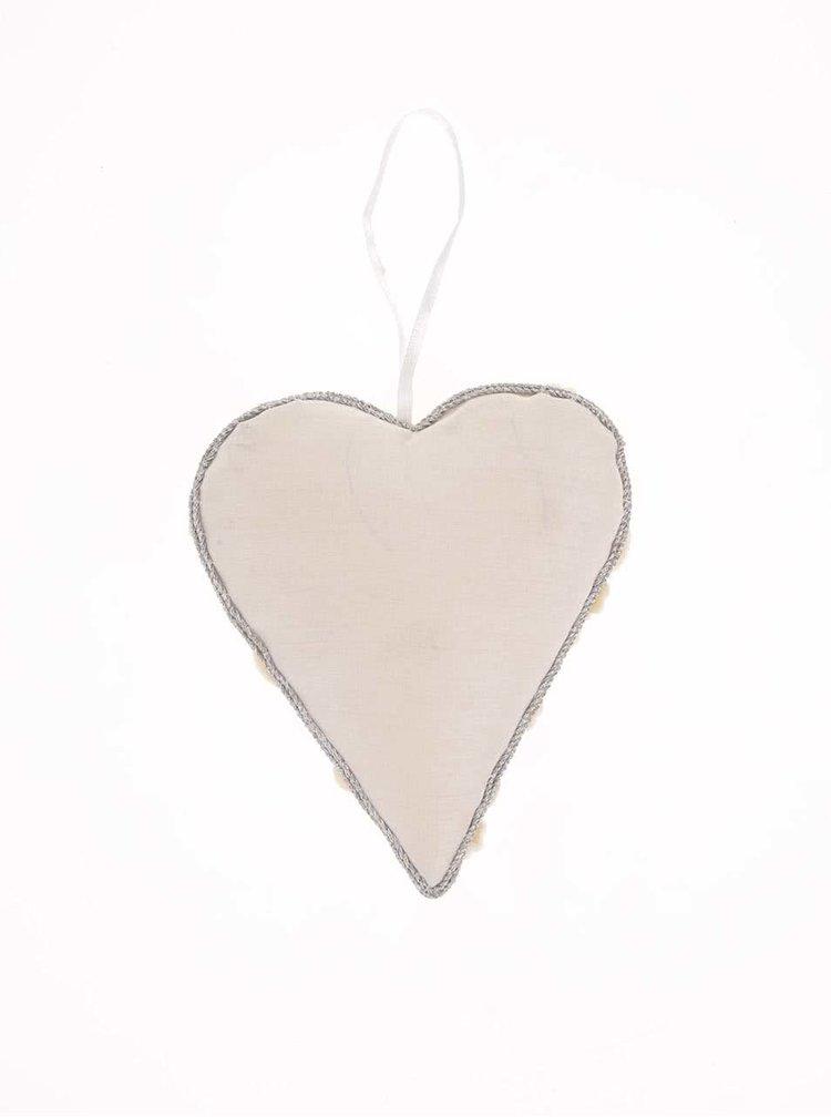 Dekorace ve tvaru srdce CGB