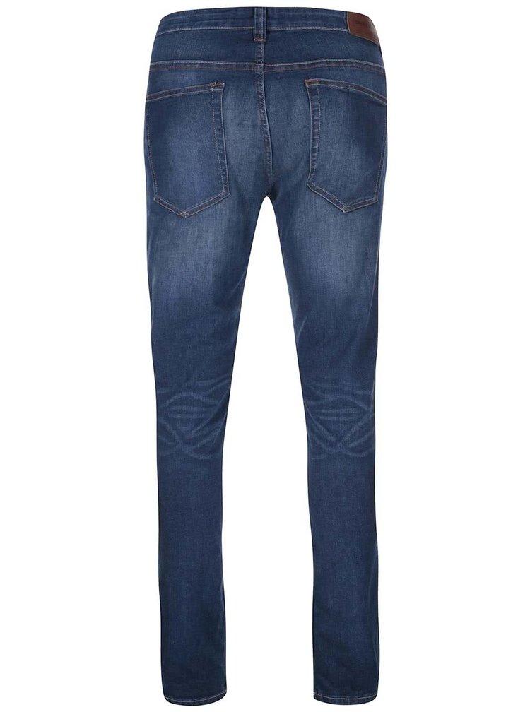 Jeanși albaștri slim fit ONLY & SONS Loom
