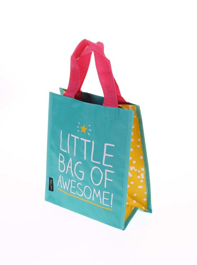 Zelená menší taška Happy Jackson