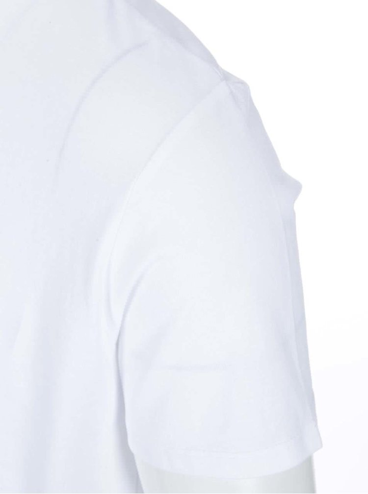 Bílé pánské triko ZOOT Originál Bůh je mrkev