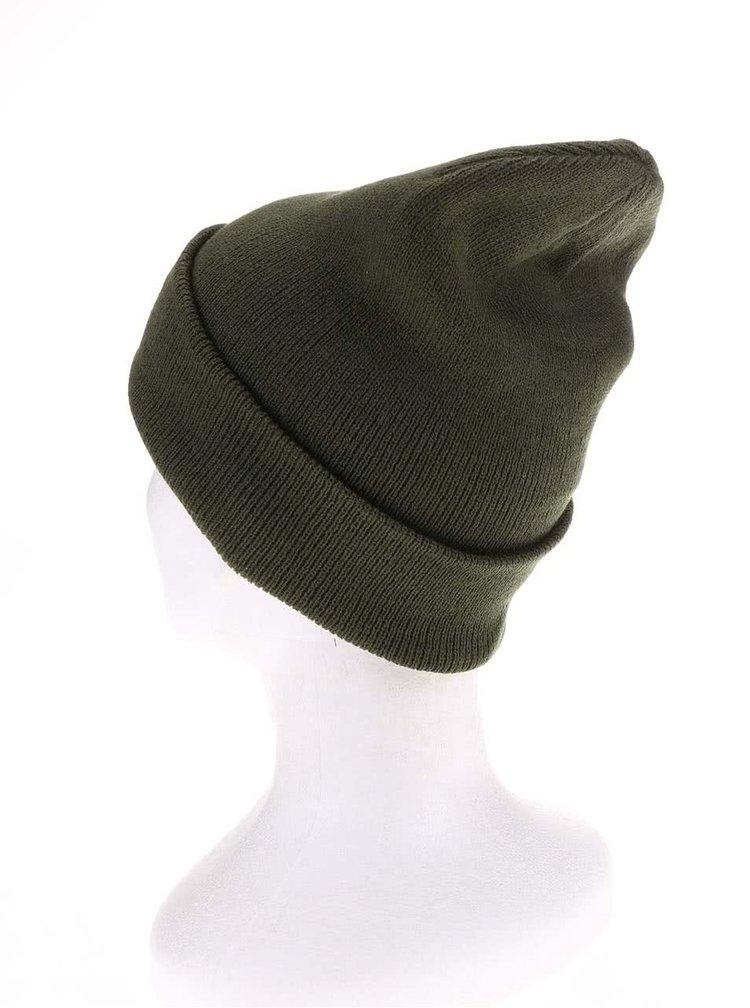 Zelená pánská čepice Burton Kactsbnch