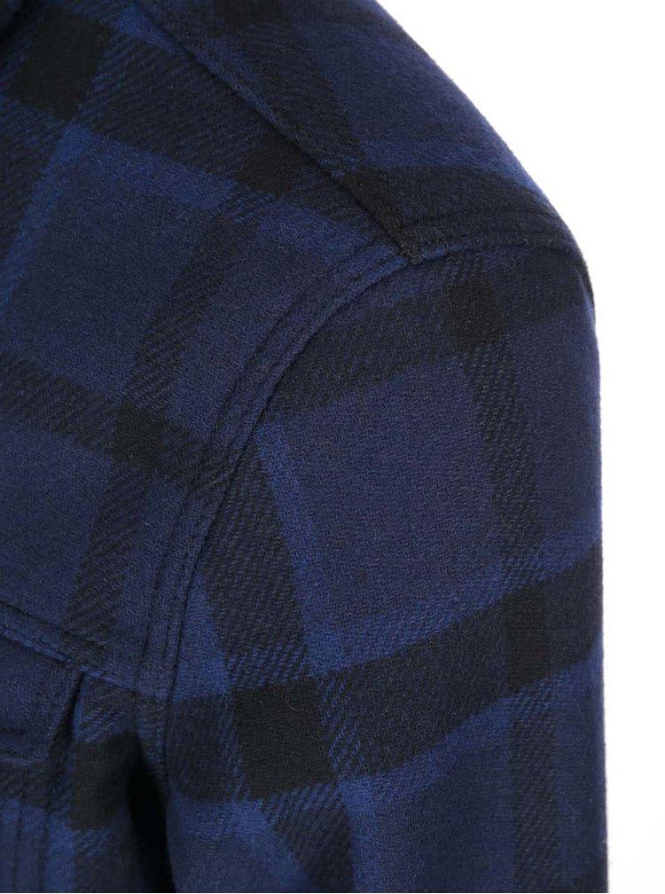 Čierno-modrá pánska bunda Levi's®