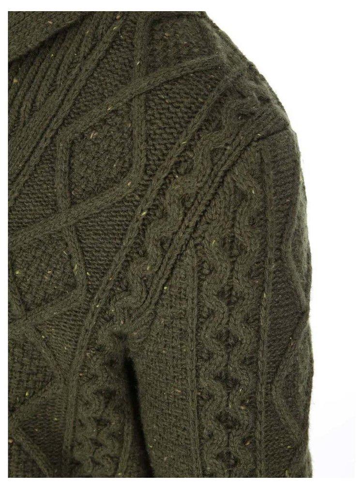 Kaki pánsky sveter Levi's®