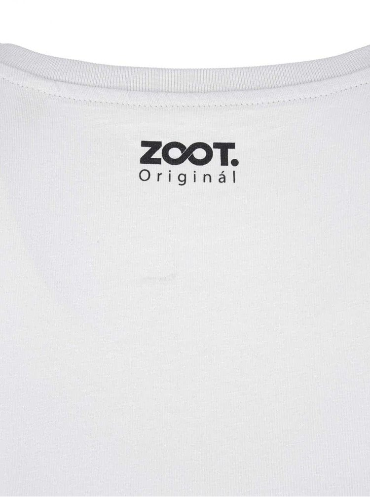 Šedé pánské triko ZOOT Originál It Is Time