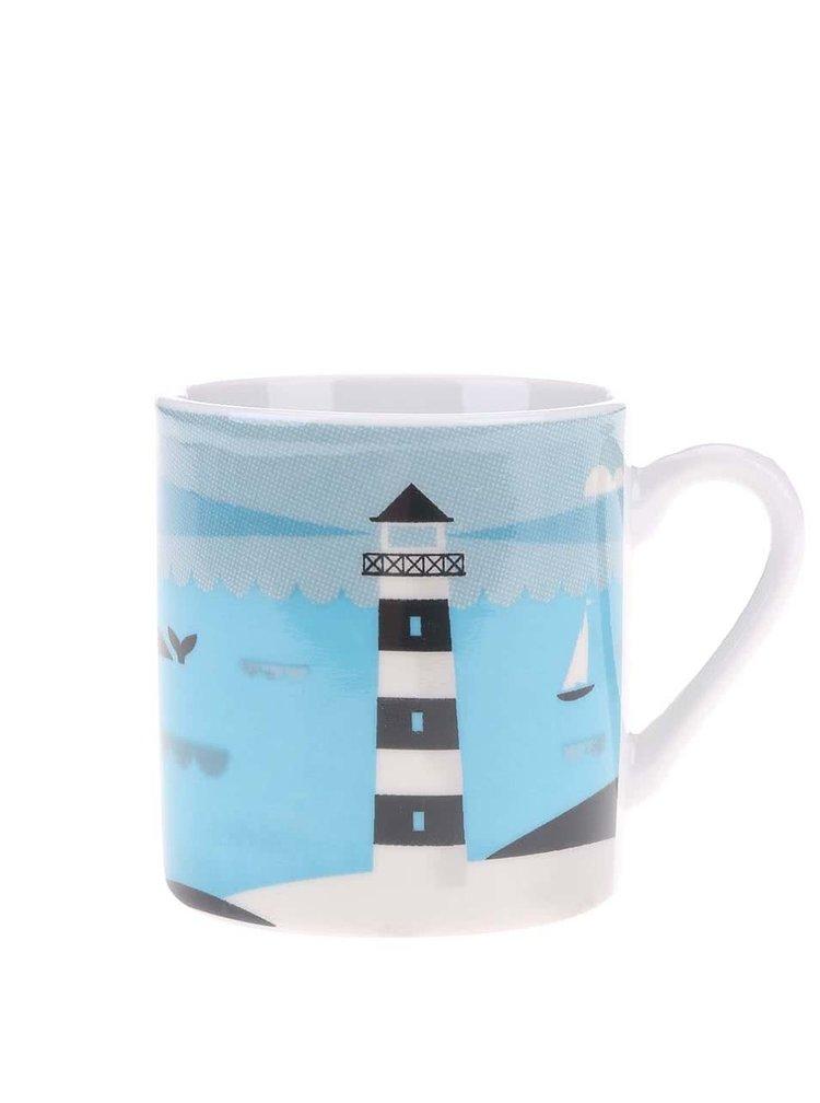 Set Espresso Magpie Ahoy! din portelan