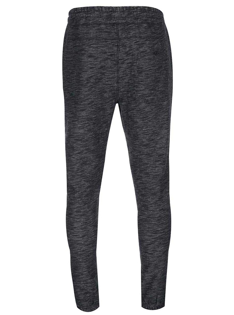 Pantaloni negri Jack & Jones Ryan