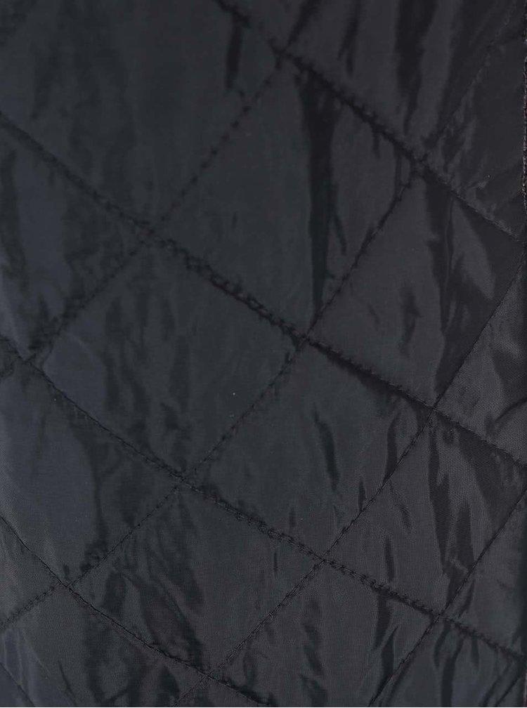 Tmavosivý sveter s podšívkou Jacks
