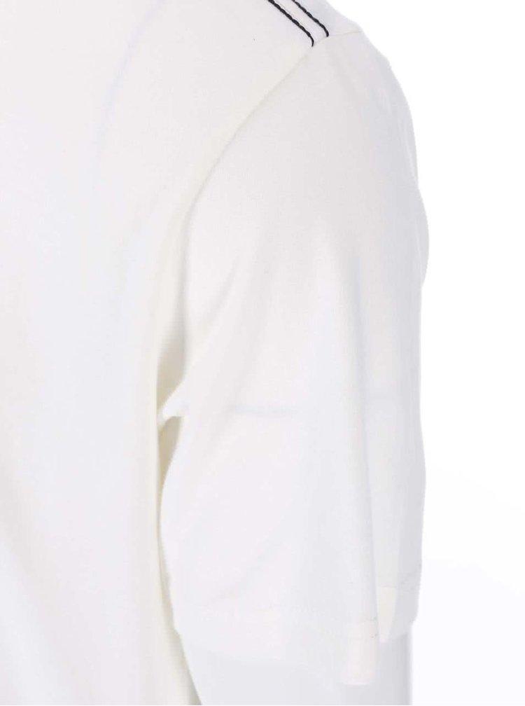 Krémové tričko Jacks