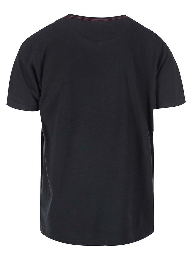 Čierne tričko Jacks