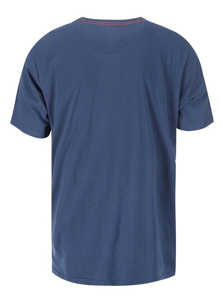 Tricou albastru Jacks