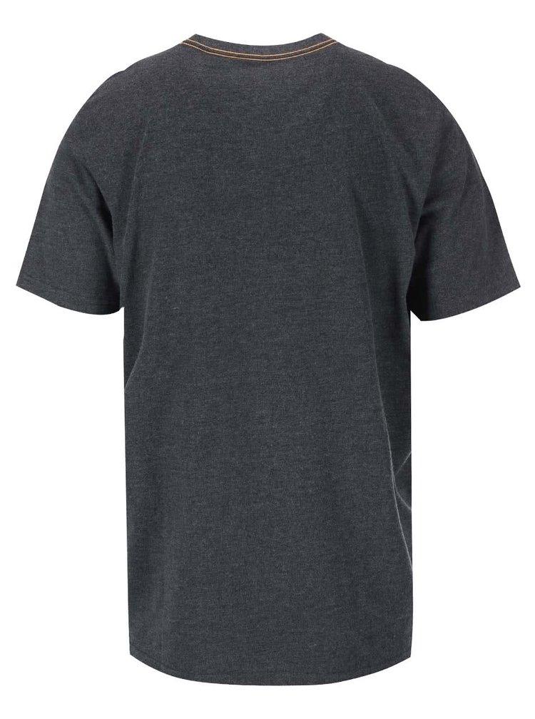 Tricou gri-închis Jacks