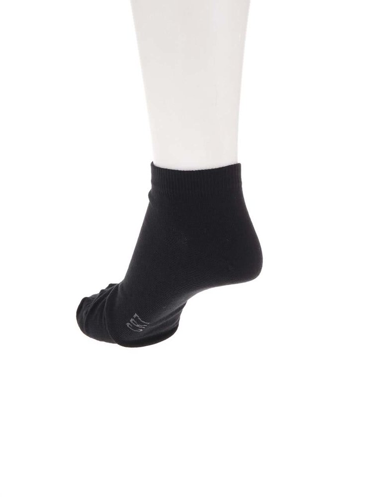 Set de șosete negre CR7 până la gleznă