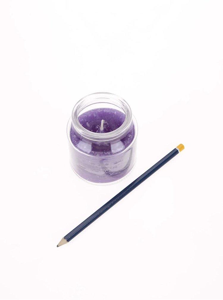 Vonná sviečka v skle Zoot Buddies Levanduľa
