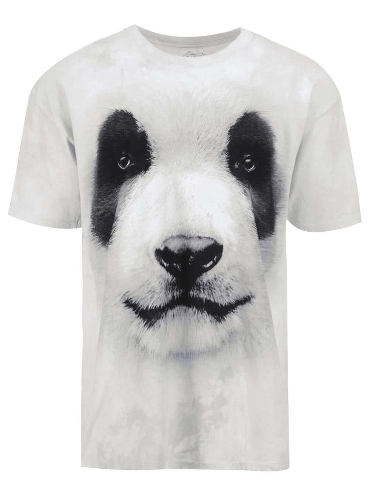 Tricou de dama, Panda, de la The Mountain