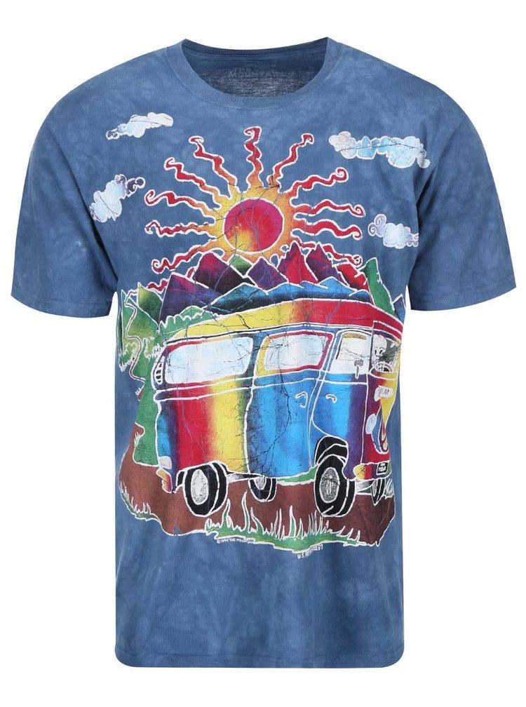 Unisex tričko The Mountain Bus