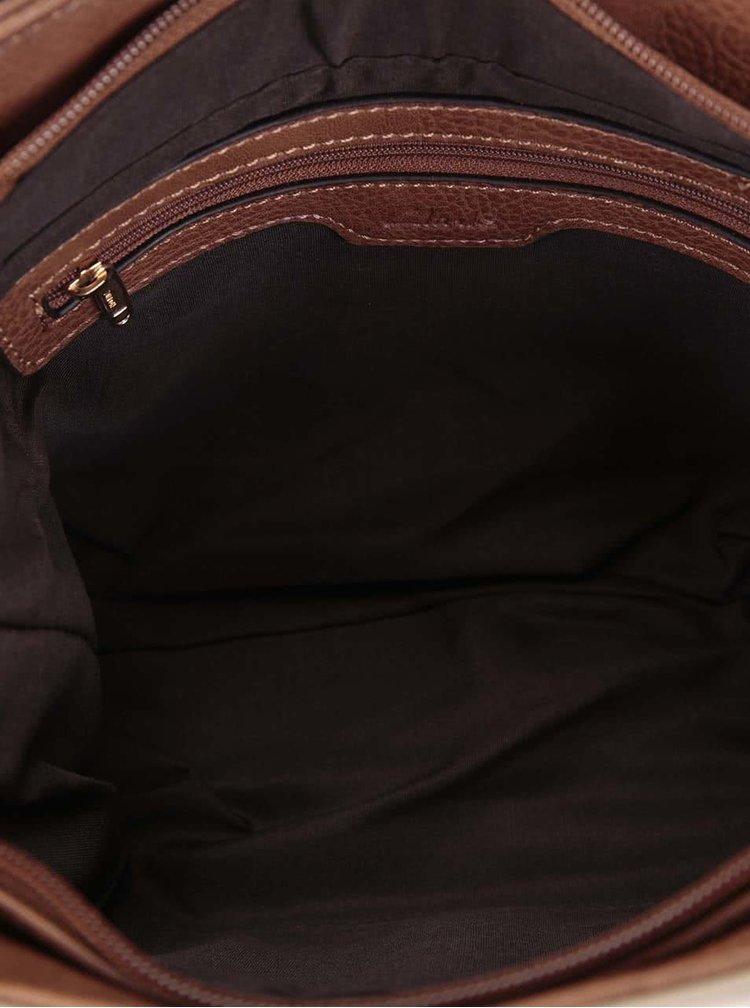 Hnedá kabelka Clarks Mai Rose