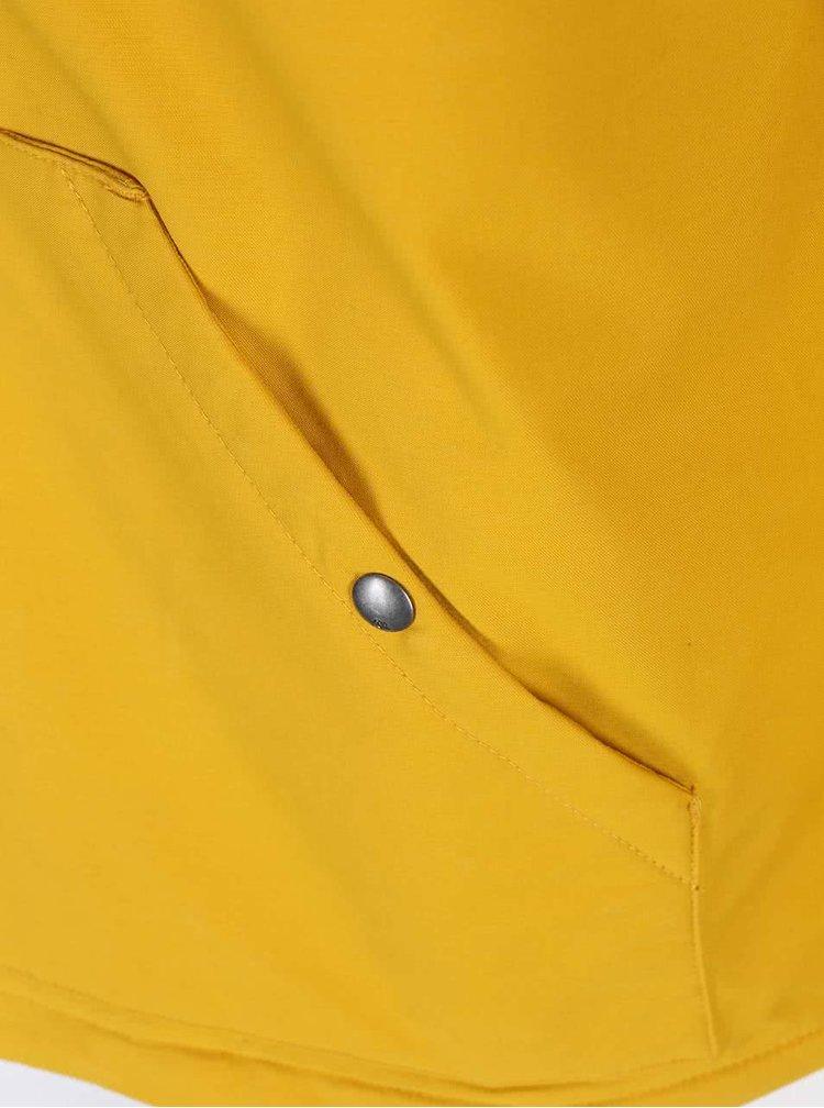 Žlutá bunda Quiksilver The Wanna