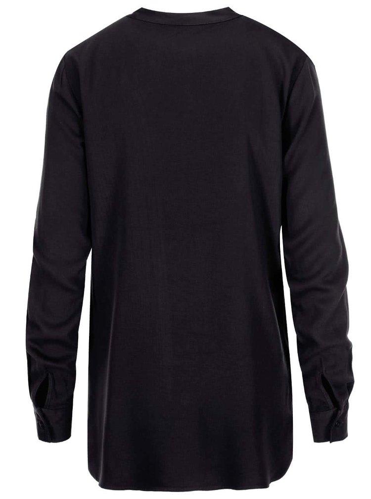 Čierna košeľa VERO MODA Measy